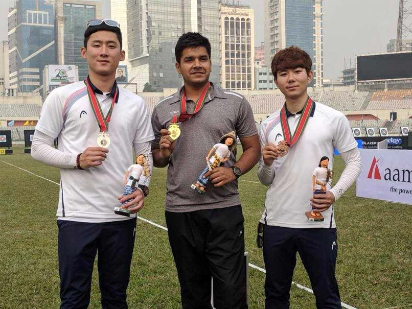 India Win 3 Gold, 4 Silver, 2 Bronze In Asian Archery Championships