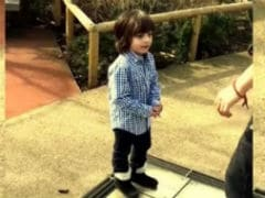 Children's Day: Shah Rukh Khan's Cute As A Button Son AbRam Dances For Suhana And Aryan