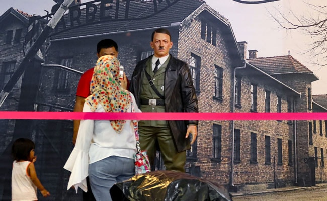 This Museum Didn't Think Its Hitler Statue Was A Problem - Until The Complaints Started.