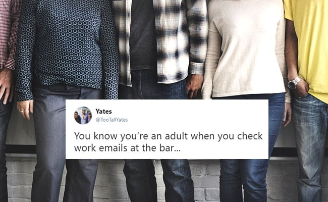 'You Know You're An Adult When... ' 15 Hilariously Relatable Tweets