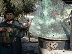Suicide Attack Kills At Least Eight In Afghanistan