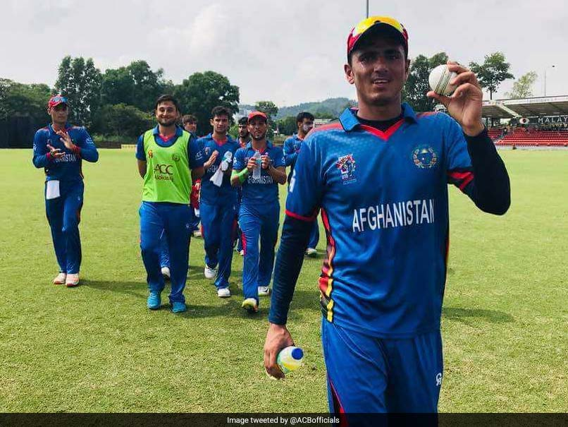 Afghanistan Clinch Title After Outclassing Pakistan In Final