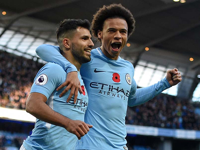 Premier League: Sergio Aguero on Target as Manchester City Sink Arsenal