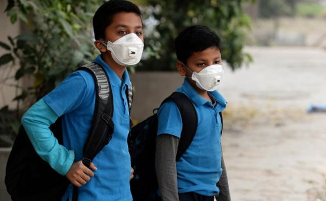 Masks, Air Purifiers Not Completely Effective: AIIMS Director
