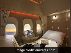 Emirates' New First Class Cabins Are The Ultimate In Luxury