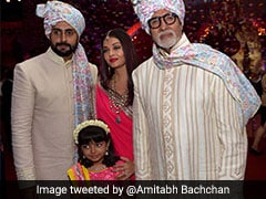 Viral: Aishwarya And Aaradhya Bachchan Doing The Bhangra At A Wedding