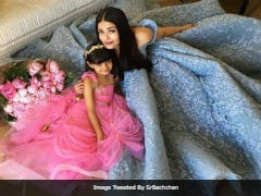 Children's Day: Aishwarya And Aaradhya Bachchan Have The Best Mom-Daughter Style