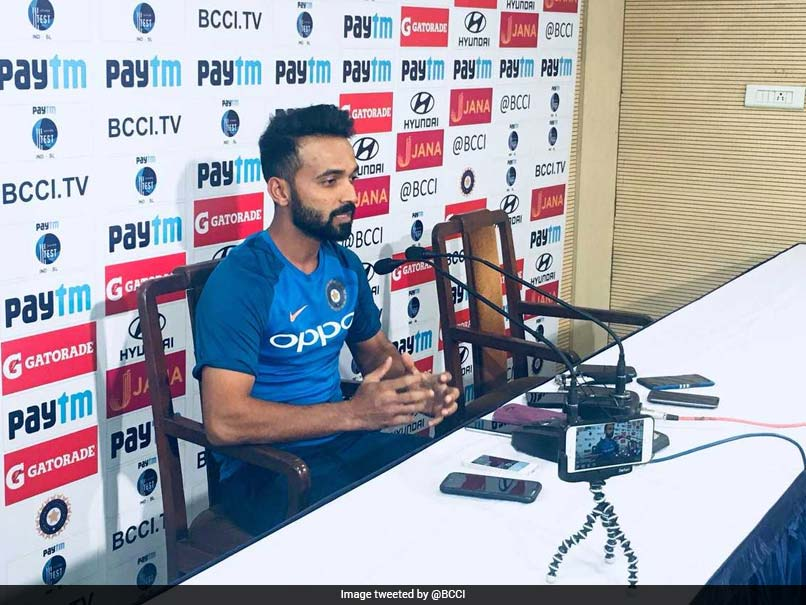 India Vs Sri Lanka: Want To Remain Number One In Tests, Says Ajinkya Rahane