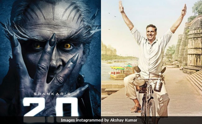 Akshay Kumar vs Akshay Kumar? No, It Will Either Be 2.0 Or Padman On Republic Day, Says Actor