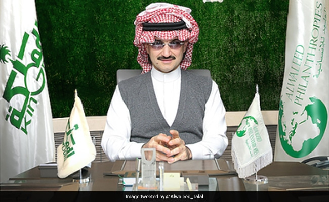 Prince Alwaleed supports Saudi's anti-corruption crackdown