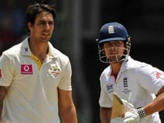 The Ashes: Alastair Cook Dismisses 'Irrelevant' Talk Of Mitchell Johnson Ahead Of First Test