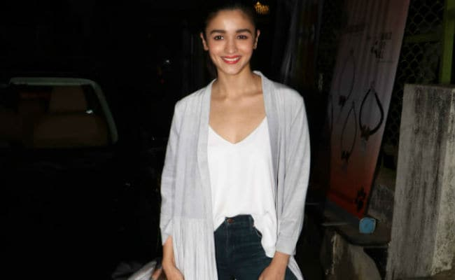 Alia Bhatt Reportedly Rejected Prabhas' Saaho. Read More Here
