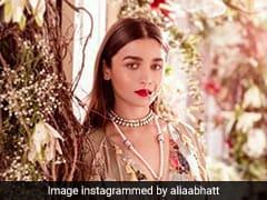 Alia Bhatt and Sonam Kapoor Rock This Indian Accessory: The Nath
