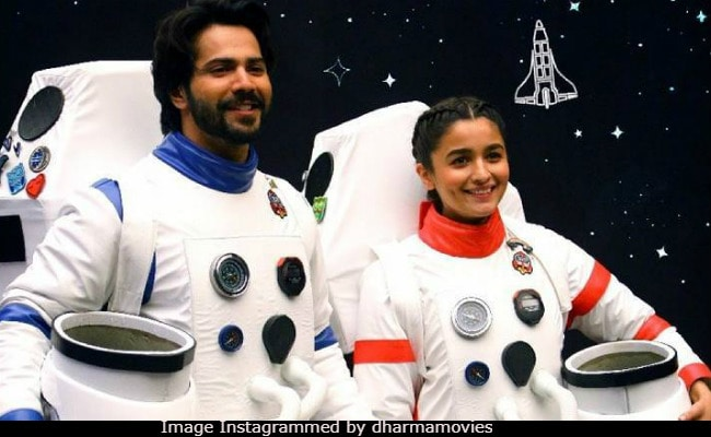 Earth To Alia Bhatt And Varun Dhawan: Love These 'Astronauts' To The Moon And Back