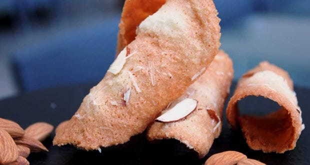 Almond Tulip