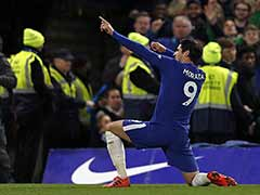 Premier League: Alvaro Morata Strikes As Chelsea Derail Manchester United Title Bid