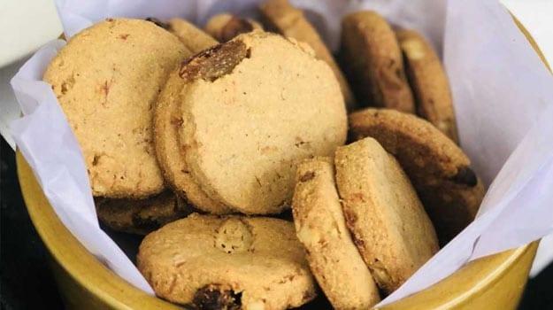 amaranth biscuits