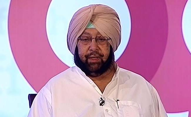 Punjab Chief Minister Amarinder Singh Plans Income Tax Self-Payment By Elected Representatives