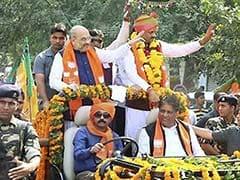 जीत पर हिमाचल भाजपा प्रभारी मंगल पांडेय ने कहा, अमित शाह के निर्देश पर मिला बेहतर परिणाम