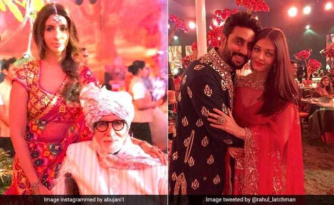 अमिताभ बच्चन ने शेयर की सिर्फ बेटी-बेटे की Photo, पर Internet ने बहू ऐश्वर्या भी ढूंढ निकाली...