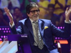 <i>Kaun Banega Crorepati 9</i>: Amitabh Bachchan Had A Hearty Laugh With This Contestant