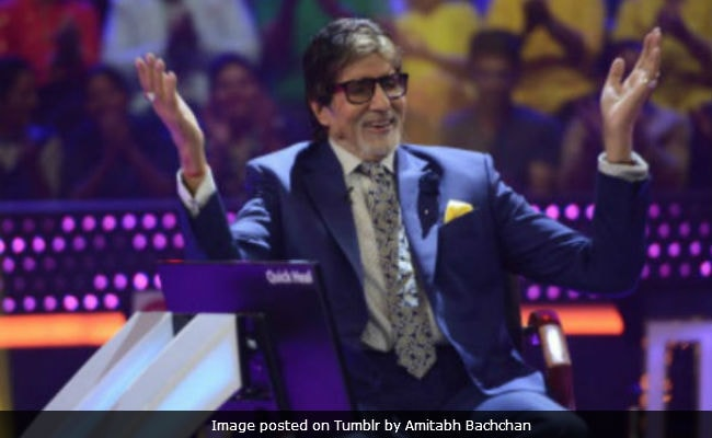 Kaun Banega Crorepati 9: Amitabh Bachchan Had A Hearty Laugh With This Contestant