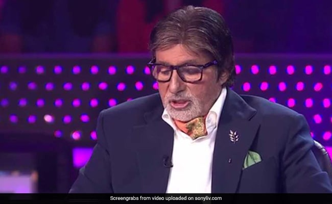 Amitabh Bachchan Gets Candid With His School Days Memories On KBC