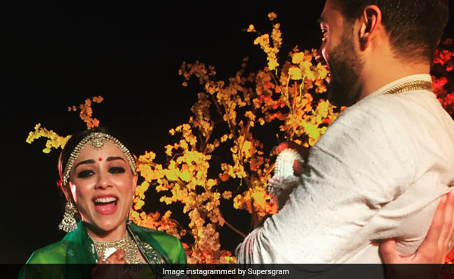Inside Amrita Puri And Imrun Sethi's Bangkok Wedding