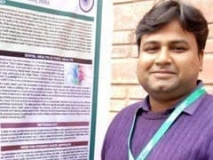AMU Scholar Receives WHO Award For Work On Mental Disorders