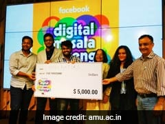 AMU Students-Designed App Analyses Extremist Content From Internet, Secures Facebook Funding