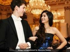 At Paris Ball, Ananya's Dad Chunky Panday Had The First Dance