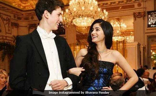 At Paris Ball, Ananya's Dad Chunky Panday Had The First Dance