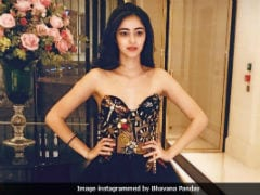Ananya Panday Reaches Paris For Le Bal. See Preparation Pics