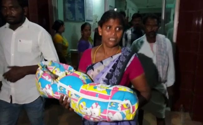 Yes, We Messed Up, Says Andhra Pradesh Hospital After Baby Dies In Ambulance