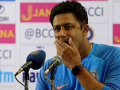 Anil Kumble Opens Up On Unpopular 'Headmaster' Tag, Shares Challenges Of Life