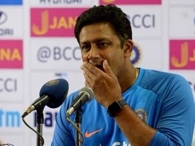 "Anil Kumble ""Hopeful"" For IPL 2020 Despite Coronavirus Scare"