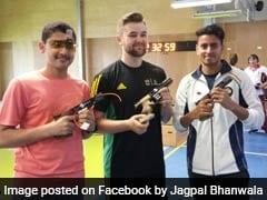 Commonwealth Shooting Championships: Anish Bhanwala Clinches Silver, Neeraj Kumar Bags Bronze