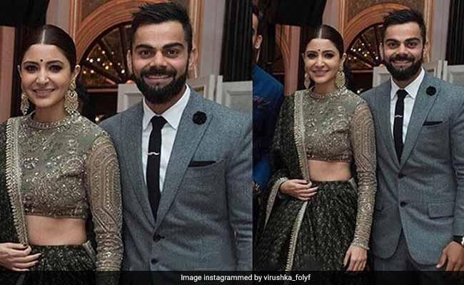 Anushka Sharma And Virat Kohli Are Couple And Fashion Goals
