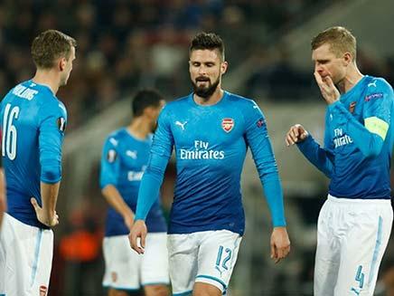 Europa League: Arsenal Lose To Cologne, AC Milan Make Last 32