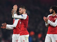 Arsenal Through To Europa League Last 32, Everton Out