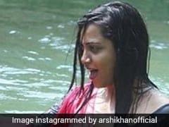 Bigg Boss 11: गहना का अर्शी खान पर नया आरोप, बोली- इस शख्स के साथ लिवइन रिलेशन में रह चुकी हैं