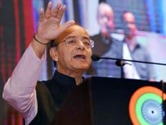 Linking GST Changes To Gujarat Polls 'Juvenile Politics', Says Arun Jaitley
