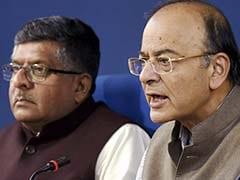सहकारी बैंकों को कोई आयकर छूट नहीं : अरुण जेटली ने लोकसभा में कहा