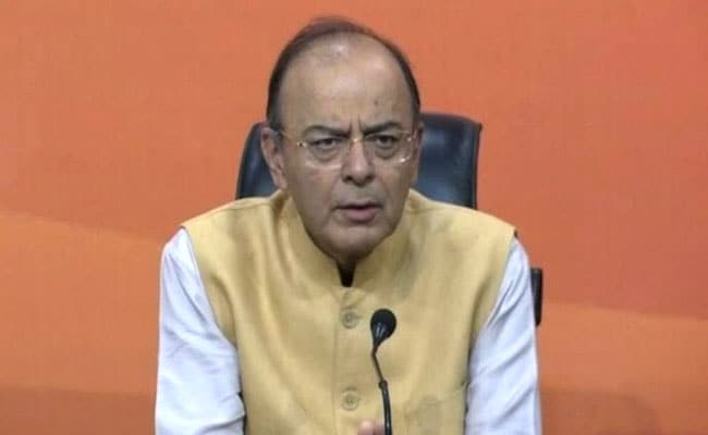 Centre To Focus On Investment In Infrastructure Sector, Says Arun Jaitley