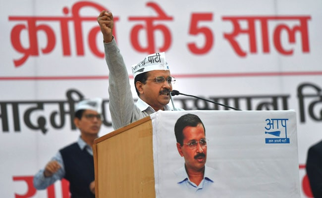 Gujarat Assembly elections: Arvind Kejriwal asks voters to 'uproot' BJP