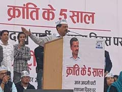 As AAP Turns 6, Arvind Kejriwal Lists BJP 'Scams', Throws In A Prediction