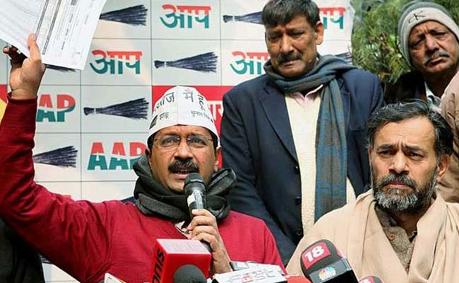 Documentary 'An Insignificant Man' To Show Journey Of Arvind Kejriwal And The Aam Aadmi Party