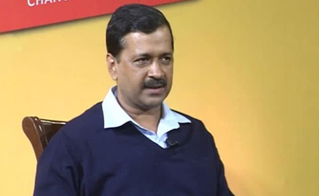 Arvind Kejriwal Says 'No Comment' On Metro Row, A Retweet Gives It Away