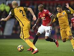 Manchester United Register Narrow Win, Spurs Held By West Brom