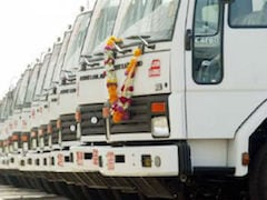 "Ashok Leyland Declares ""Non-Working Days"" Citing Weak Demand, Shares Fall 3%"